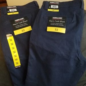 Bundle of Mens Twill Shorts